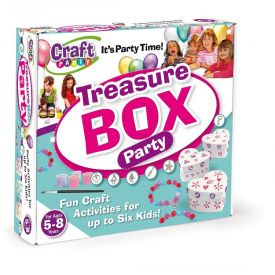 Craft Party - Treasure Box Party