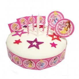 Disney Princess Cake decorating Kit
