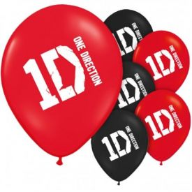One Direction Balloons
