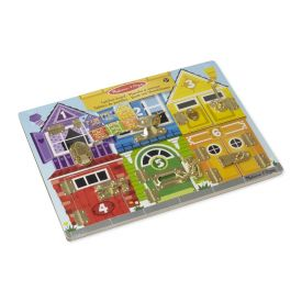 Melissa and Doug - Latches Board