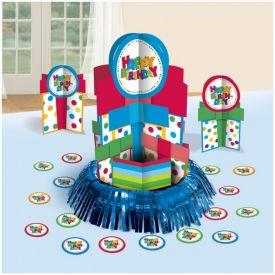 Happy Birthday Table Decorating Kit