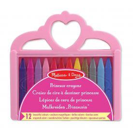 Melissa and Doug - Princess Crayon Set