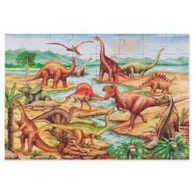 Melissa and Doug - Dinosaurs Floor Puzzle
