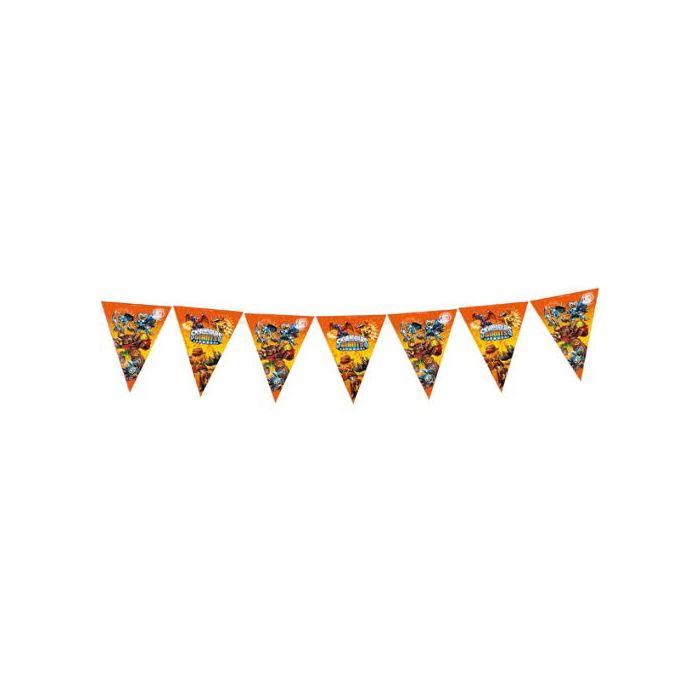 skylanders Giants- Party Flag Banner