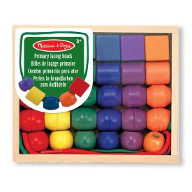 Melissa and Doug - Primary Lacing Beads