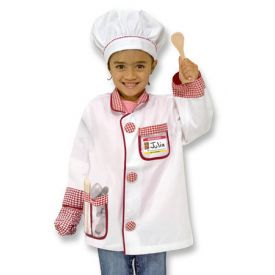 Chef Costume - Melissa and Doug