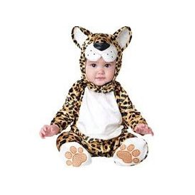 Leapin'  Leopard Infant Costume