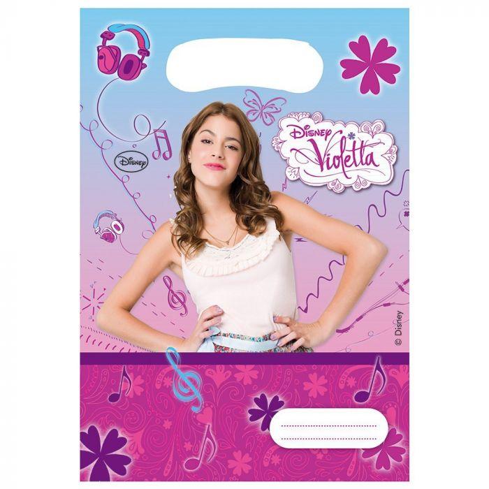 Disney Violetta Party Bags