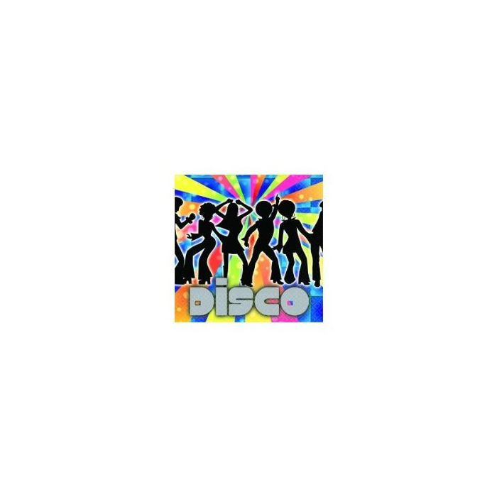 International Party Napkins Disco