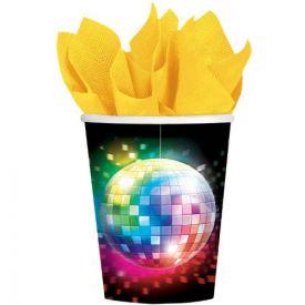 Disco Paper Cups