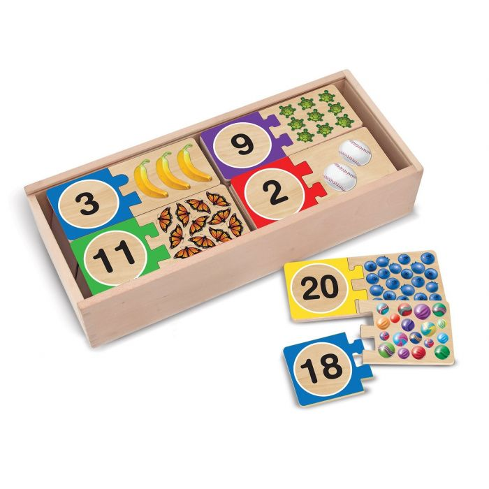 Melissa and Doug - Self-Correcting Number Puzzles