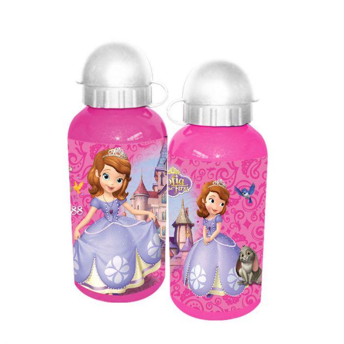 Princess Sofia Drinking Aluminium Bottle