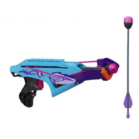 Nerf Rebelle - Courage Crossbow - Secrets and Spies - Blaster Toy