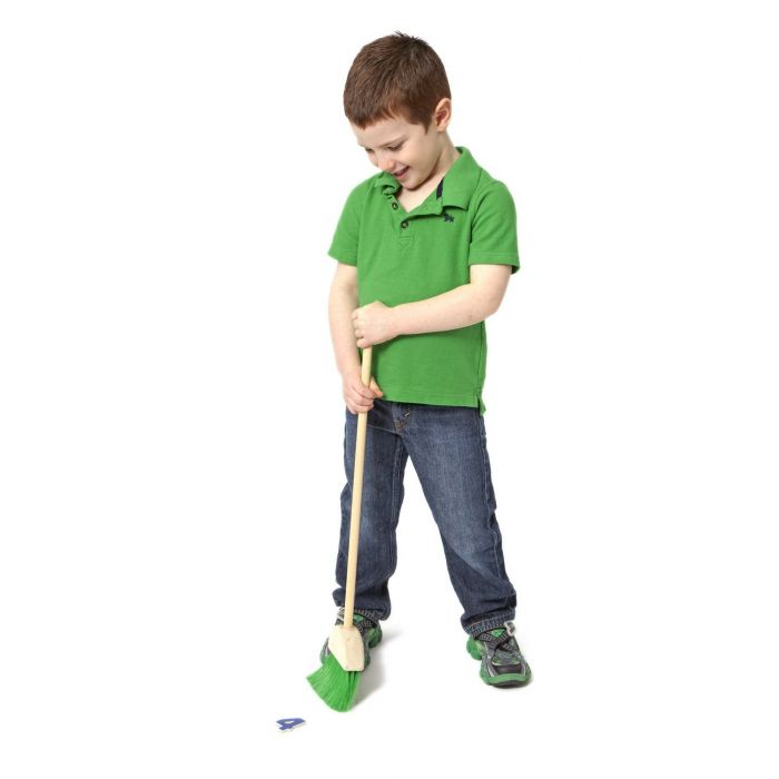 Melissa and Doug - Lets Play House - Dust, Sweep and Mop
