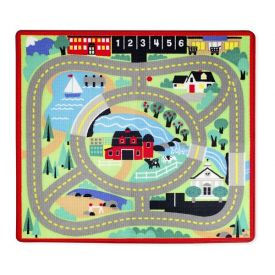Melissa and Doug - Around the Town Rug