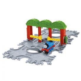 Thomas and Friends Take N play - Knapford Station Tile Tracks
