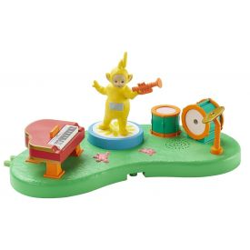 Teletubbies Music Day Playset with Figure