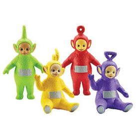 Teletubbies 4 Figure Family Pack