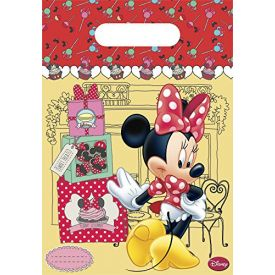 Minnie Mouse Cafe - Party Bags