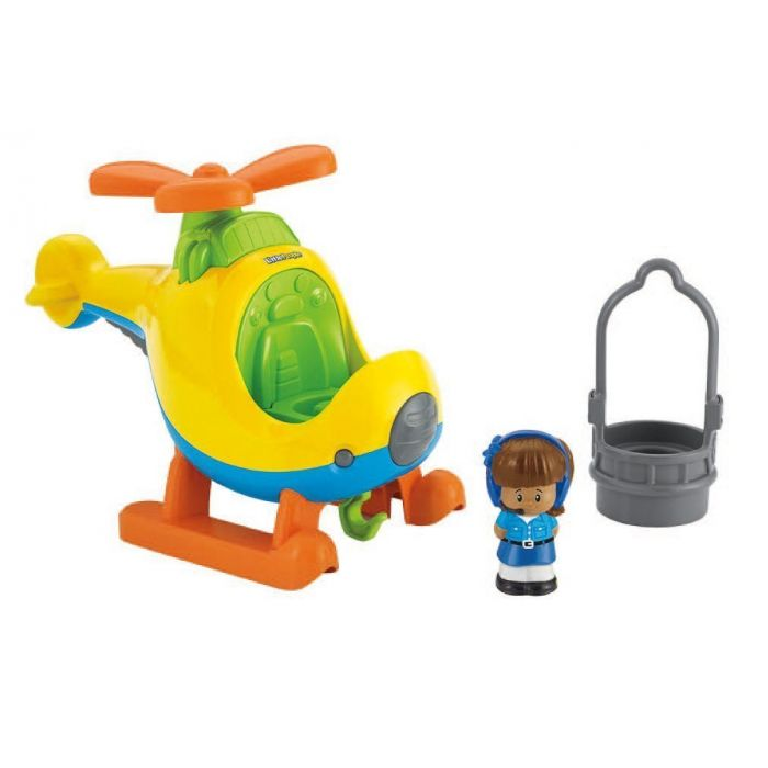 Little People -  Spin 'n Fly Helicopter