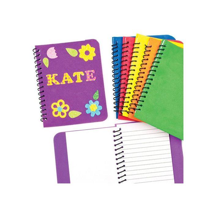 Foam Notebooks