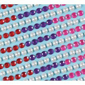 Self Adhesive Pearls & Gems